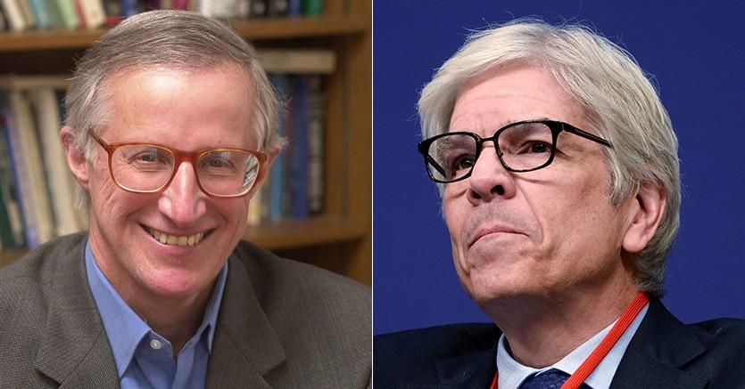 William Nordhaus e Paul Romer