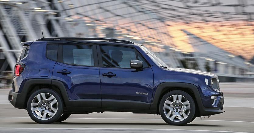 Jeep Renegade Ecco Come Sara L Ibrida Plug In Il Sole 24 Ore