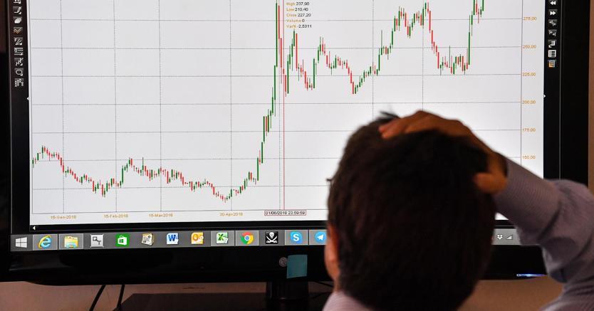 58da60521b Wall Street schiaccia l'Europa, Piazza Affari chiude a -1,8% (Carige ...