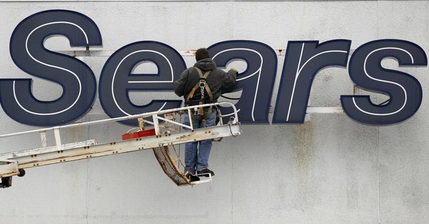 Il gruppo  americano della Sears è in bancarotta: chiesto l'accesso al «Chapter 11» (Ap)
