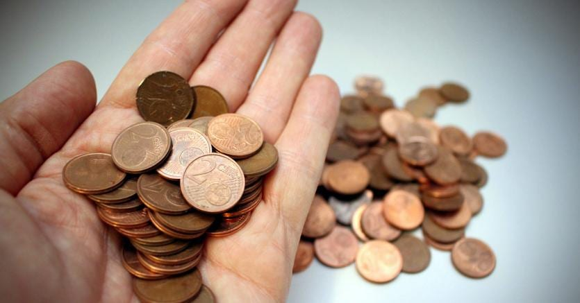d98c51d543 (Fotogramma) (Fotogramma). Difficilmente ci mancheranno, almeno alla  maggior parte degli italiani. Le monetine da 1 e 2 centesimi di euro ...