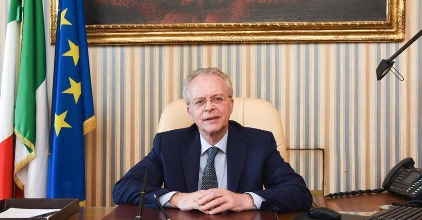 Il nuovo prefetto di Milano Renato Saccone