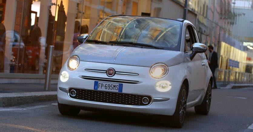 Fiat prepara l'elettrificazione della 500 e i modelli mild hybrid