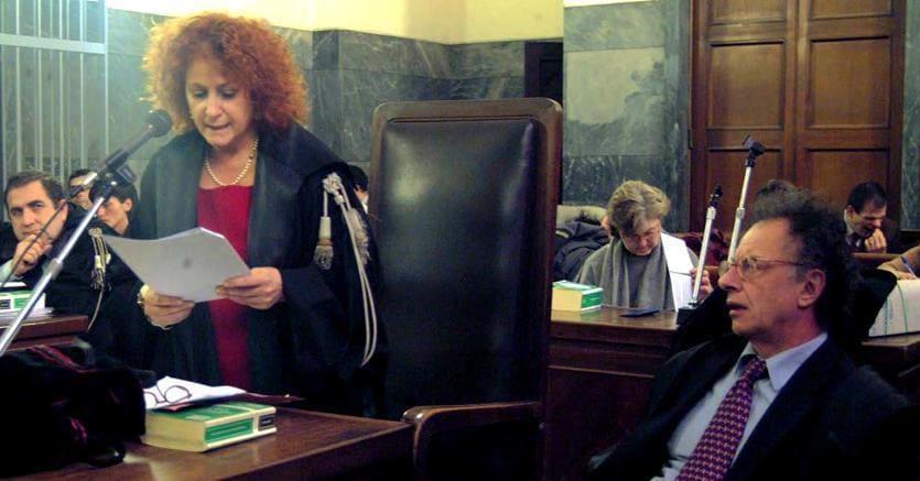 2002, processo lodo Mondadori: Ilda Boccassini e Gherardo Colombo
