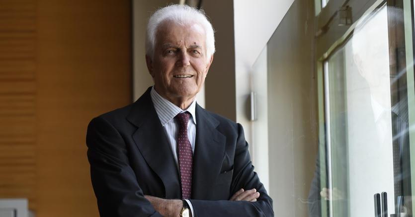 Morto Benetton Aveva 77 anni