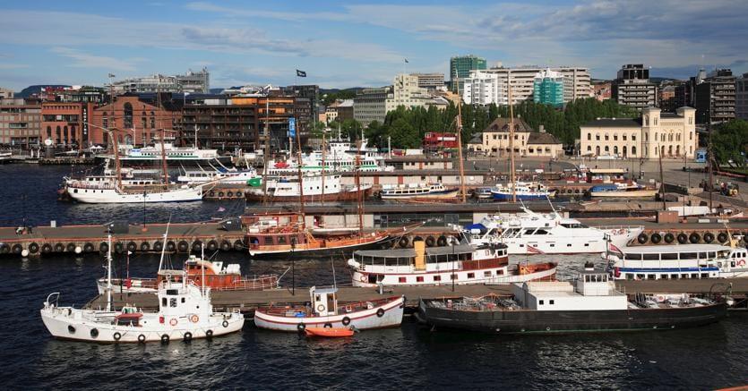 Schemi Elettrici Navali : Così la norvegia è diventata la regina mondiale della nave elettrica