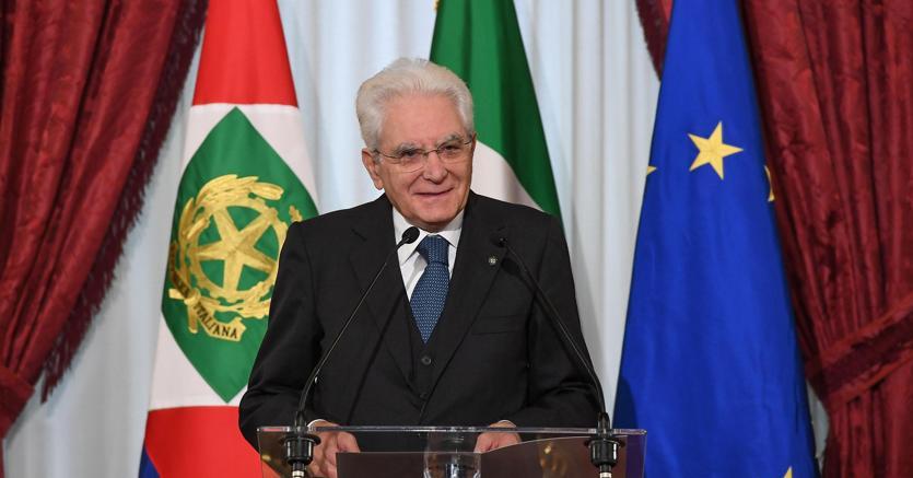 Mattarella : per i migranti la lingua italiana è  primo strumento  nel cammino dell'integrazione (Ansa)