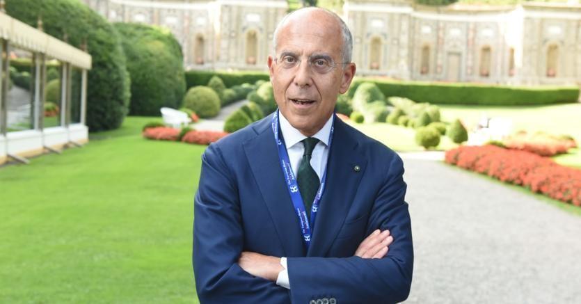 Francesco Starace, ad Enel, manager di azienda dei servizi pubblici più citato dai mezzi d'informazione (Imagoeconomica)