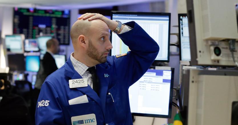 7feabda346 Per Wall Street ottobre peggior mese dal 2009. Ecco i tre motivi che  spingono giù le borse americane
