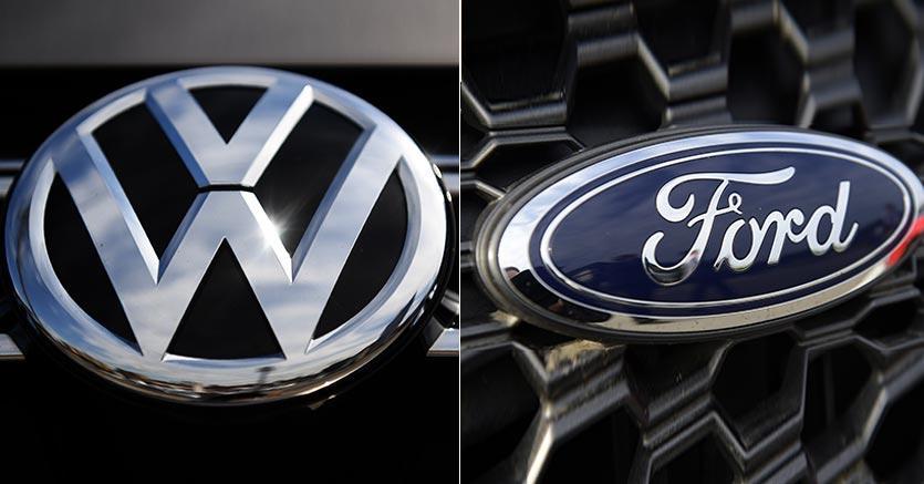 Risultati immagini per tra volkswagen e ford