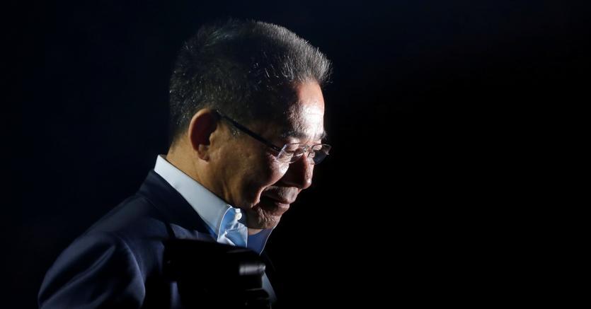 Il presidente del Leicester, Vichai Srivaddhanaprabha (Reuters)