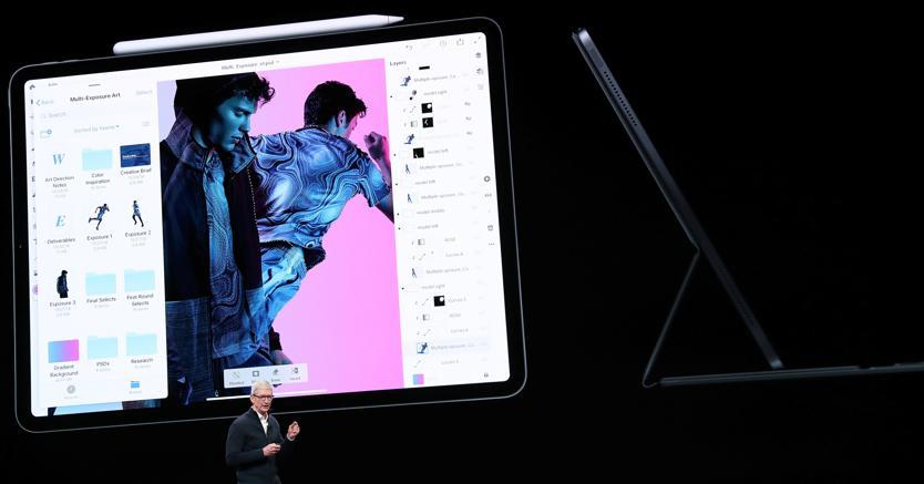 Ecco i nuovi iPad Pro e MacBook Air 328d01260d4