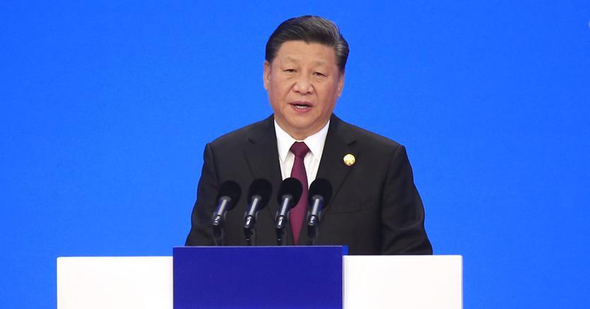 Il presidente cinese Xi Jinping (Ap)