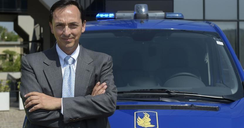 Si dimette l'ad di Anas Gianni Vittorio Armani