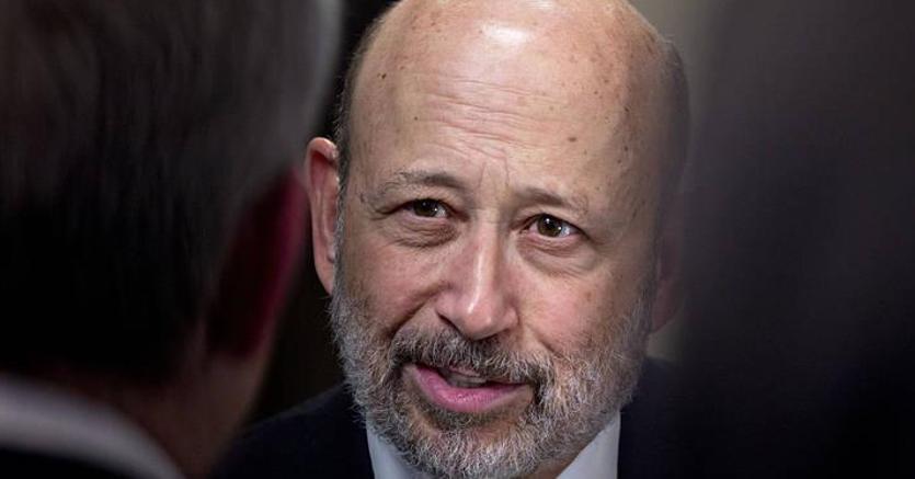 Lloyd Blankfein, ex ceo di Goldman Sachs