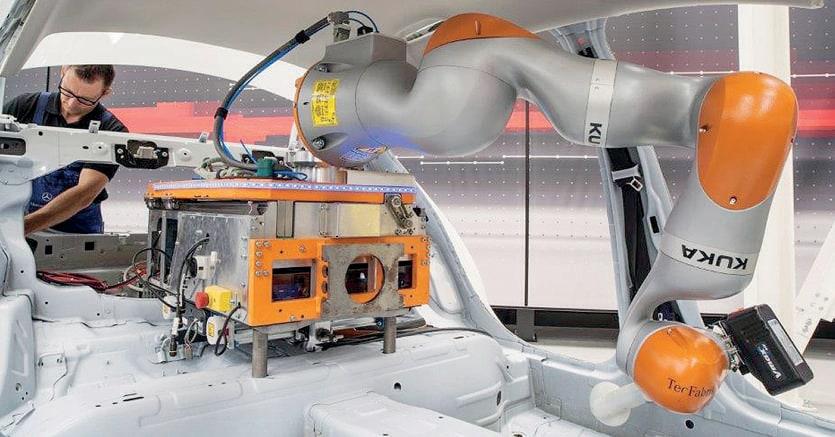 La «Fabbrica intelligente» sarà uno dei quattro driver tematici dell'iniziativa
