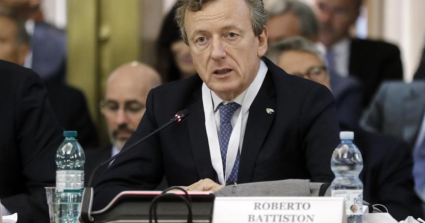 Roberto Battiston, presidente dell'Agenzia Spaziale Italiana (ASI),  in data 17 settembre 2018. (ANSA/Riccardo Antimiani)