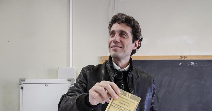 Il deputato diEuropa+ RiccardoMagi, promotore del referendum per Atac a Roma (Ansa)