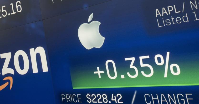 db5fa2f6ee ... hanno riversato un vero e proprio tesoro nel riacquisto di titoli  propri, per premiare gli investitori e continuare a sostenere le quotazioni  azionarie.