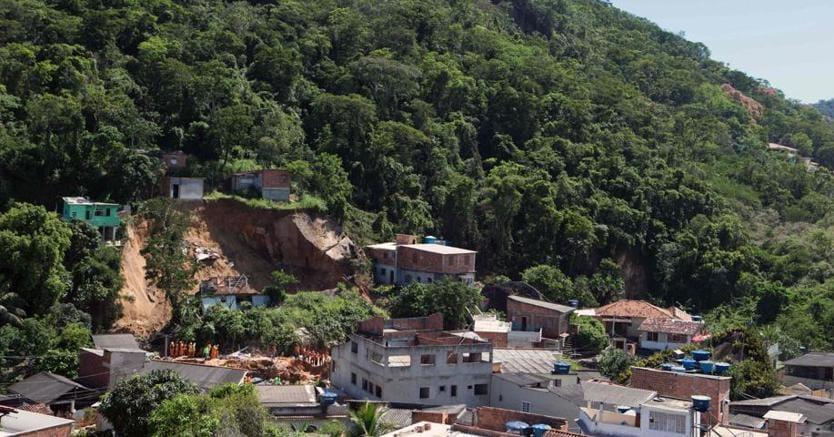 I sobborghi diRio de Janeiro, «teatro» della disuguaglianza urbana (Afp)