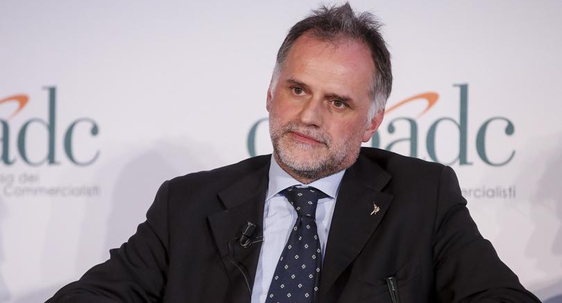 Il sottosegretario all'Economia Massimo Garavaglia (Ansa)