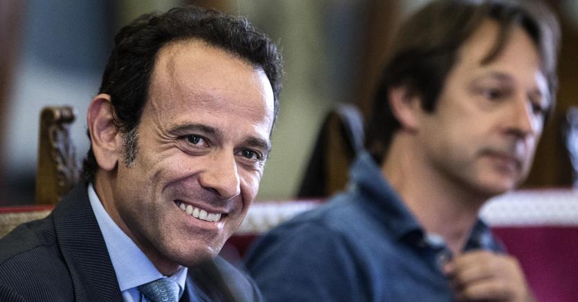 Marcello Minenna (Ansa)