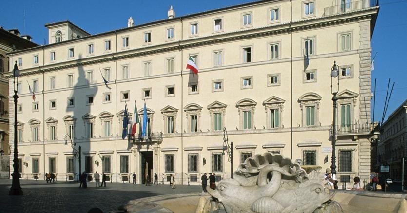 Palazzo Chigi (Marka)