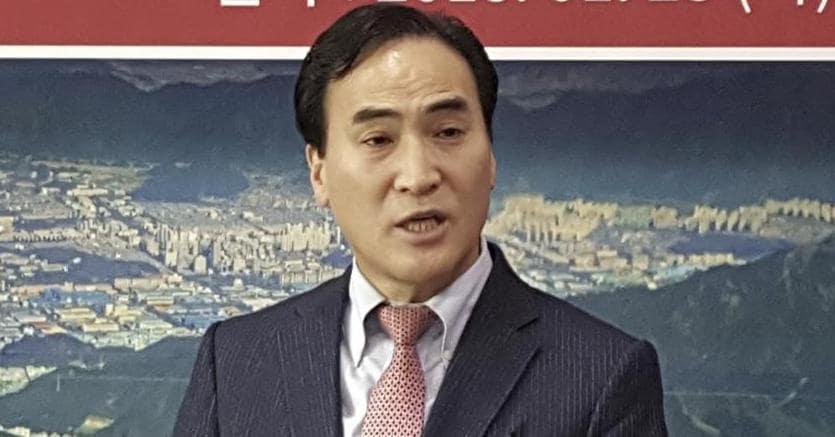 Kim Jong-yang, il sudcoreano eletto nuovo presidente dell'Interpol (Ansa)