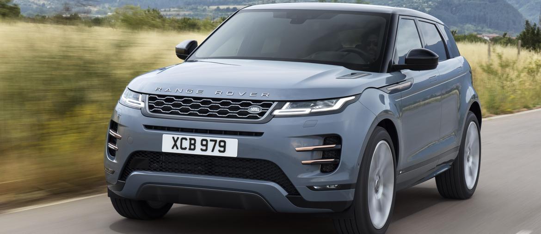 Nuova Range Rover Evoque Labbiamo Guidata In Anteprima Il Sole