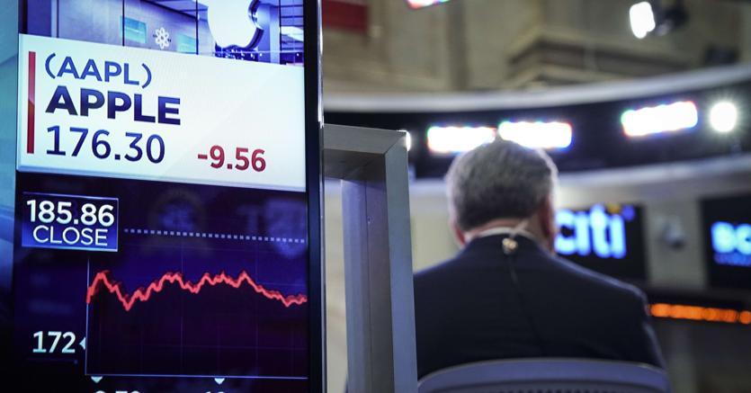 92325ce63d Da inizio ottobre i titoli tech hanno perso molto terreno a Wall Street,  trascinando la Borsa verso l'azzeramento dei guadagni messi a segno nel  corso ...