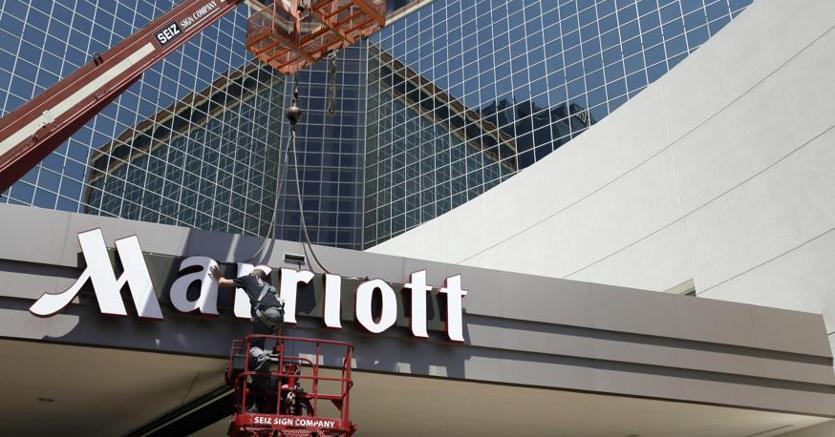 Attacco hacker a Marritt: a rischio di dati di 500 milioni di clienti (Afp)