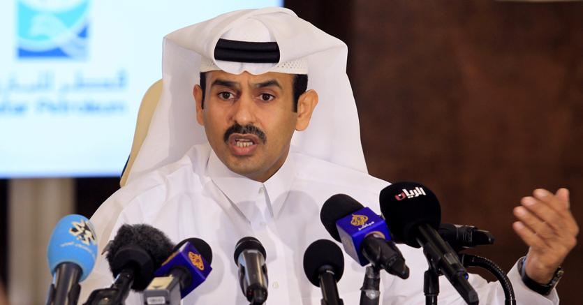 Saad al-Kaabi, chief executive di Qatar Petroleum (Reuters)