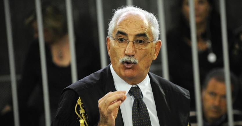 Armando Spataro, procuratore capo di Torino