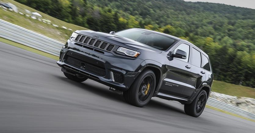 FCA pensa ad uno stabilimento a Detroit per la Jeep Grand Cherokee