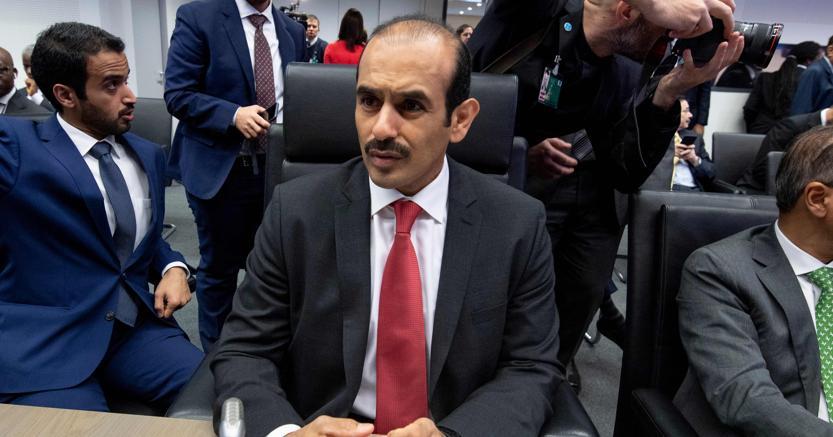 Saad al-Kaabi, ministro dell'Energia del Qatar