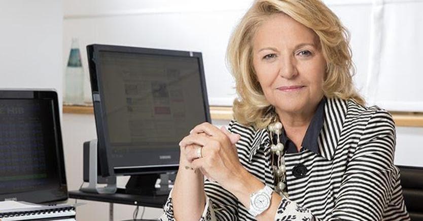 Patrizia Grieco, presidente dell'Enel e del Comitato italiano per corporate governance