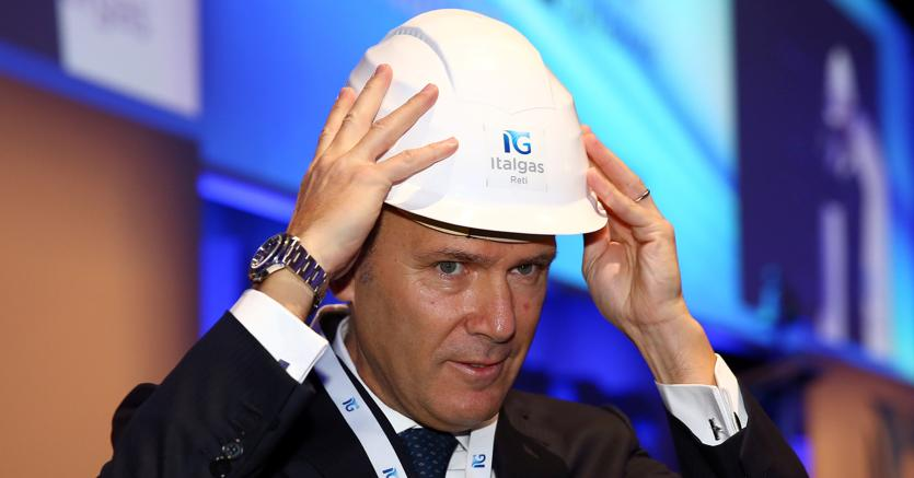 L'amministratore delegato di Italgas PaoloGallo