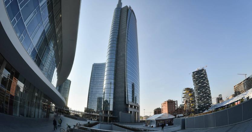 Milano Porta Nuova - Fotogramma
