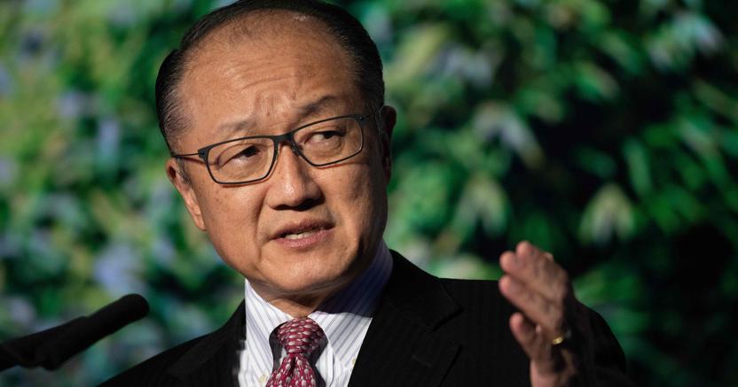 Banca Mondiale: a sorpresa lascia numero uno Jim Yong Kim