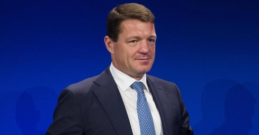 Pieter Elbers (Bloomberg)
