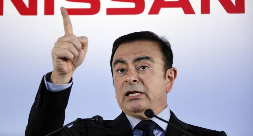 Carlos Ghosn (Ap)