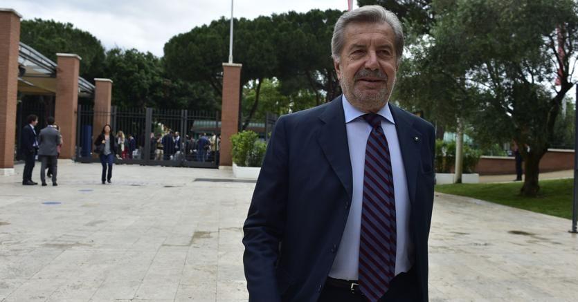 Il presidente di Tim, Fulvio Conti
