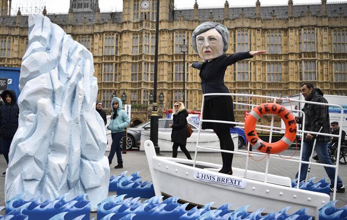 Theresa May (EPA)