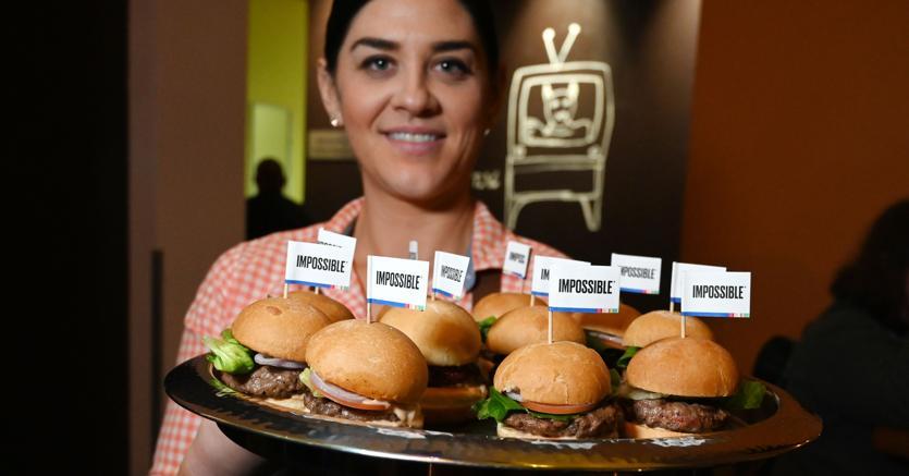 Impossible Burger 2.0 (Afp)