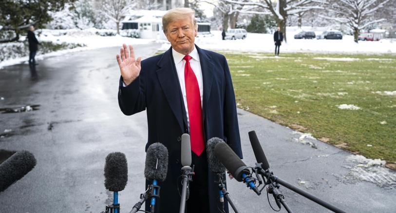 Donald Trump (Epa)