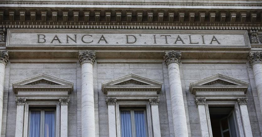 Bankitalia: stima del Pil tagliata allo 0,6%: