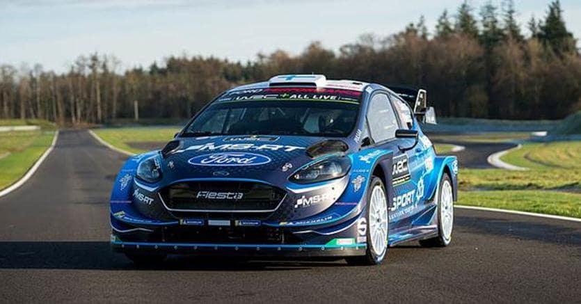 Ford Fiesta MSport