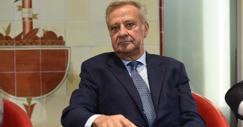 Giovanni Tamburi.Presidente e Ad di Tip, è entrato nel mondo della finanza aziendale nel 1977 nel Gruppo Bastogi e, dal 1980 al 1991, in Euromobiliare. (Imagoeconomica)