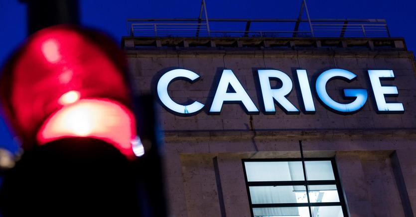 Il vicedirettore generale di Banca d'Italia Fabio Panetta è intervenuto in audizione davanti alle commissioni Finanze riunite di Camera e Senato sul tema banca Carige (foto Ansa)