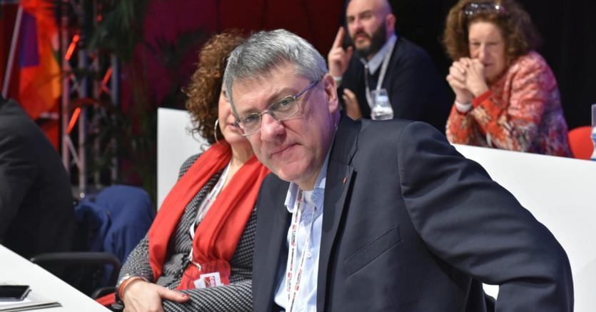 Maurizio Landini sarà il successore di Susanna Camusso alla guida della Cgil (Ansa)